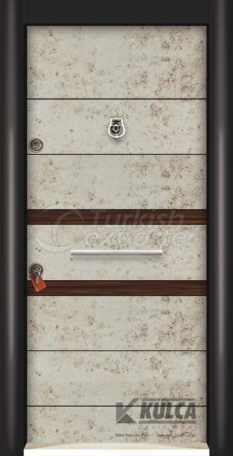 Y-1247 (LAMİNATE STEEL DOOR)